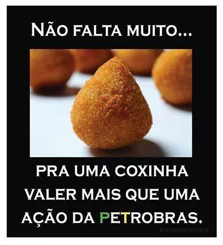 Ações da Petrobras3