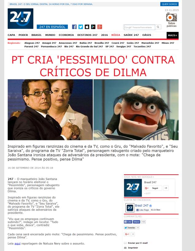 PT_cria_Pessimildo_contra_críticos_de_Dilma_Brasil_24_7_-_2015-11-13_05.30.35