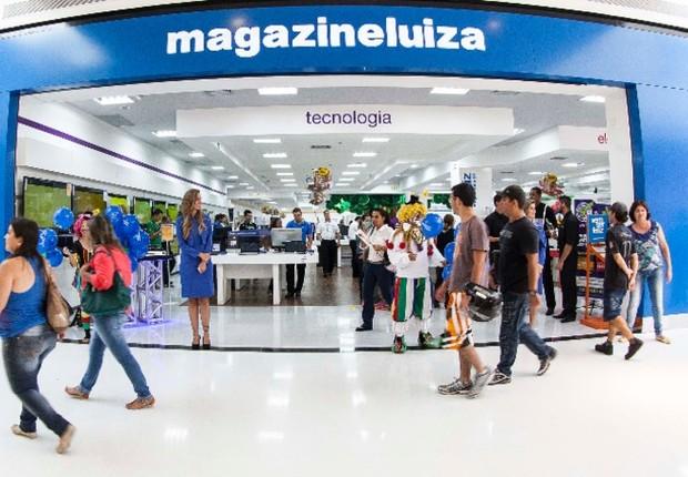 ... Magazine Luiza anunciou a aquisição da startup de tecnologia mineira  Softbox e72e59b2f4f68